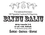 BLYNU BALIUS invitation - click for PDF FORMAT full page