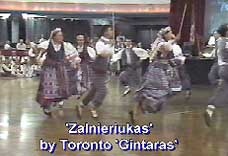 Zalnieriukas - by Gintaras group from Toronto