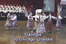 Gailingis - by Grandis group from Chicago